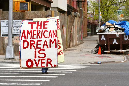 The American Dream Exhibit B