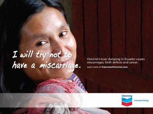 ecuador true cost of chevron