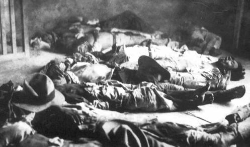 La Matanza's victims