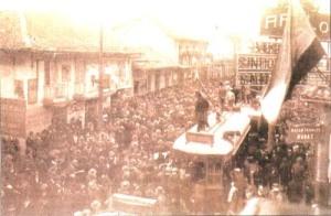 General Strike in Peru, 1931