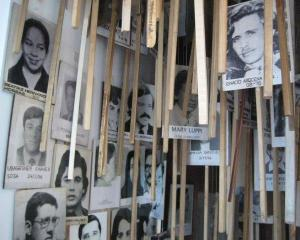 Desaparecidos, the disappeared, from Uruguay during the dictatorship