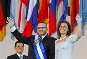 President Funes seeks to end corruption and investigate former administration