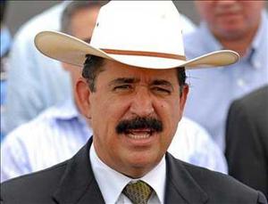Honduran President Manuel Zelaya defies Supreme Court to push forward referrendums this weekend