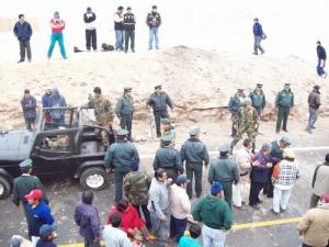 Scenes from the June 9, 2009 strikes in Peru