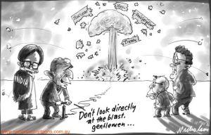 us bush nuclear nonproliferation treaty