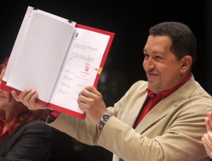 chavez signing education law